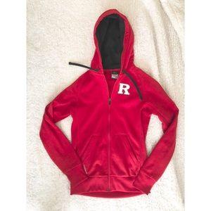 Woman's Rutgers Hoodie